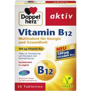 Doppelherz Vitamin B12 30 Tabletten 35.60 EUR/100 g