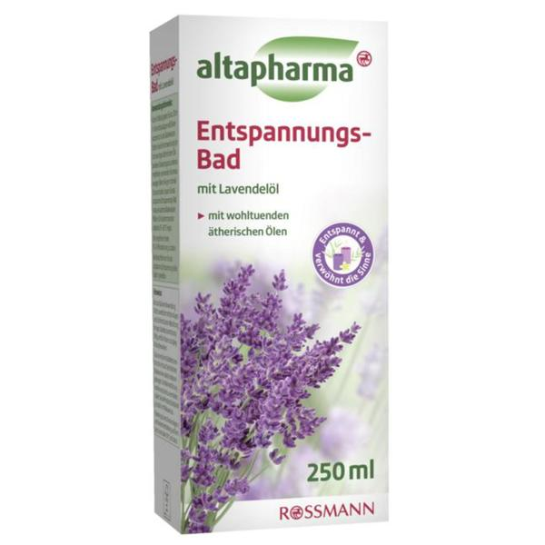 altapharma Entspannungs-Bad mit Lavendelöl 1.12 EUR/100 ml