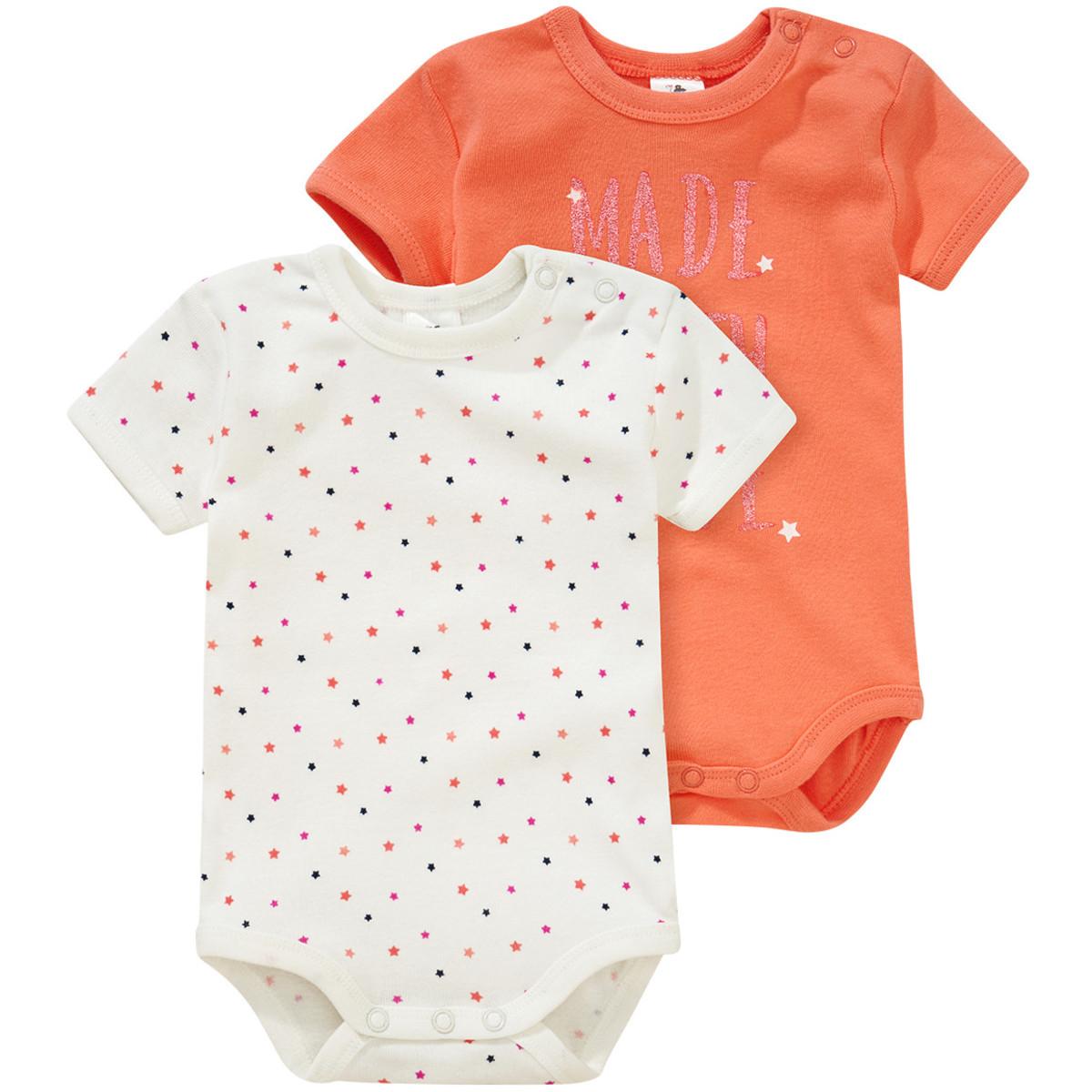 Bild 1 von 2 Baby Bodys in verschiedenen Designs