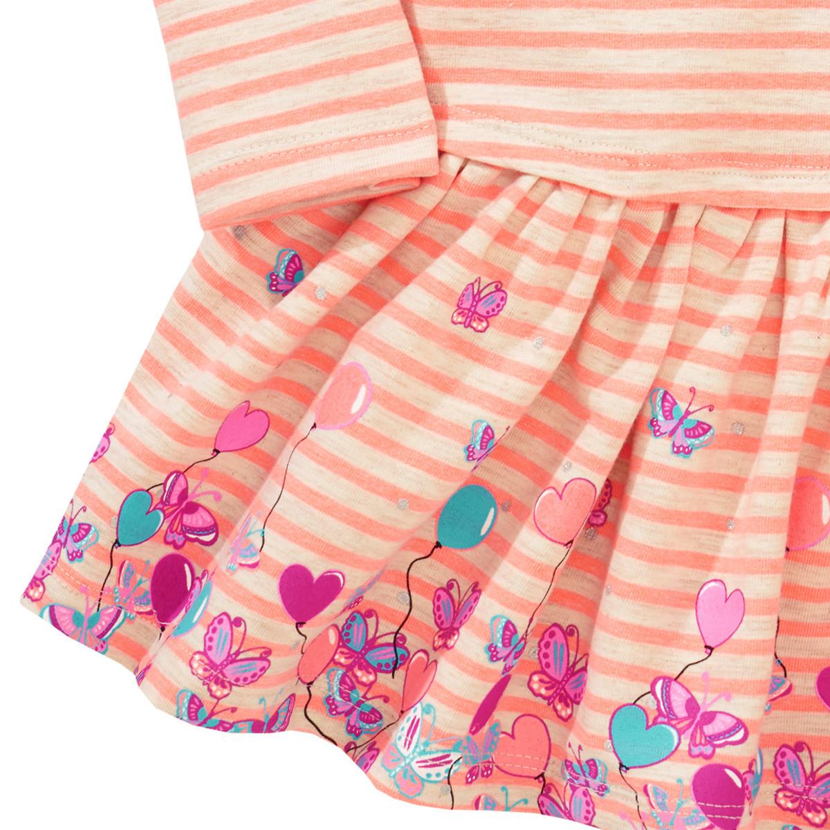 Bild 3 von Baby Kleid im Streifen-Look