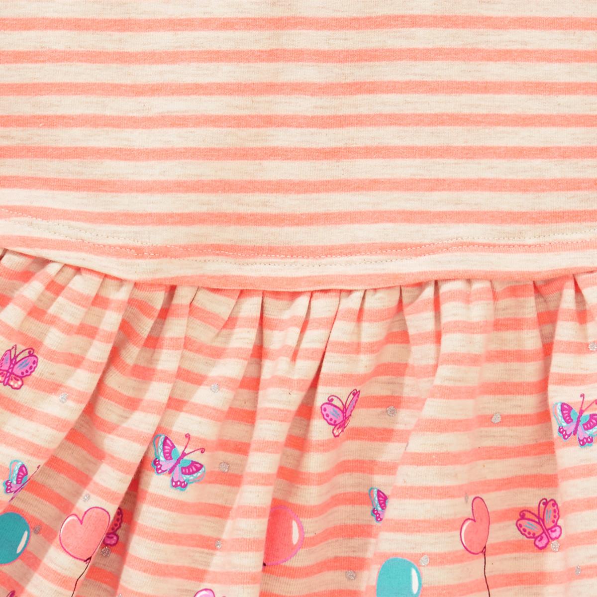 Bild 4 von Baby Kleid im Streifen-Look