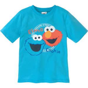 Die Sesamstraße T-Shirt mit Print