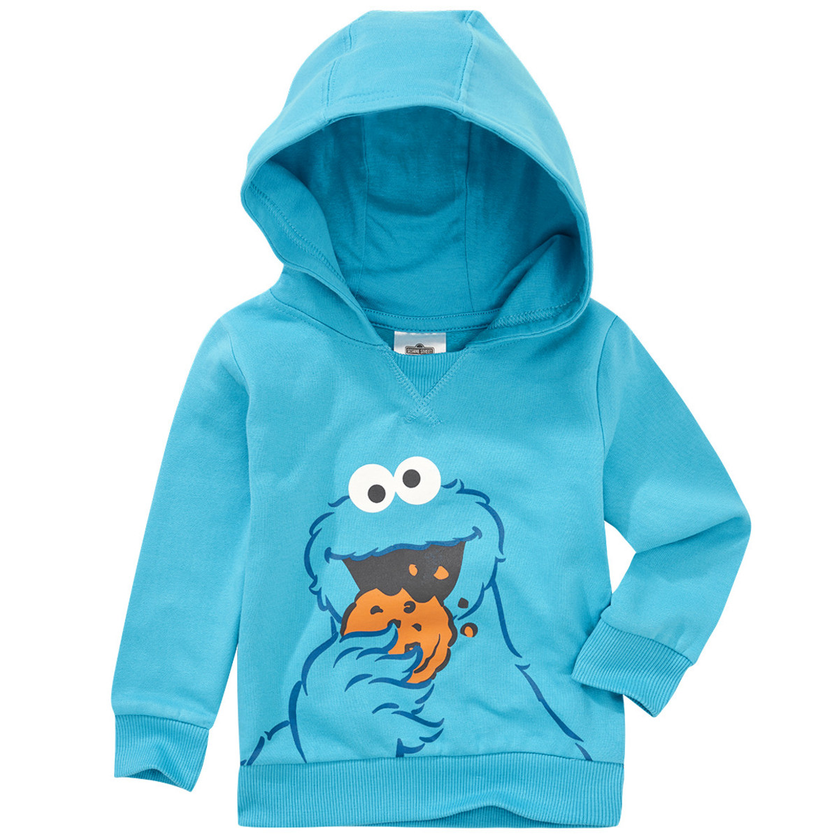 Bild 1 von Die Sesamstraße Sweatshirt mit großem Print