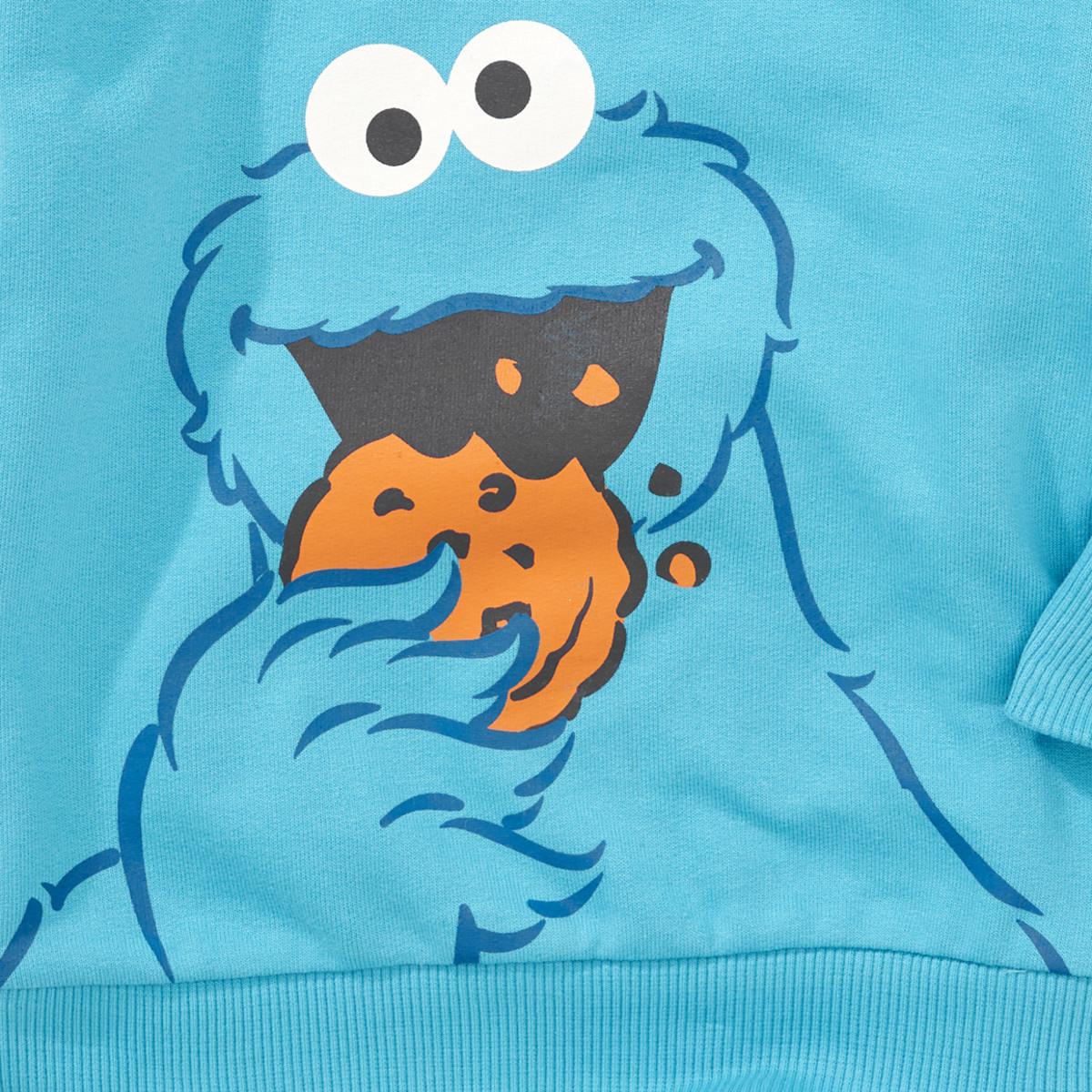 Bild 3 von Die Sesamstraße Sweatshirt mit großem Print