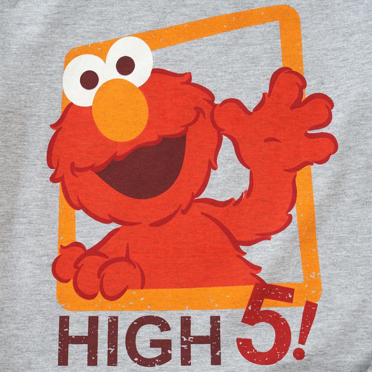 Bild 3 von Die Sesamstraße Langarmshirt