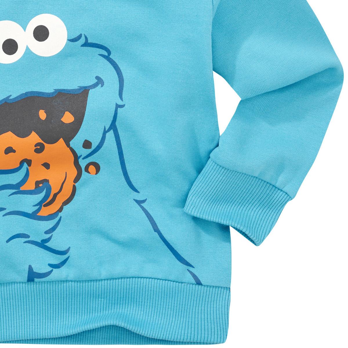 Bild 4 von Die Sesamstraße Baby Sweatshirt mit Print