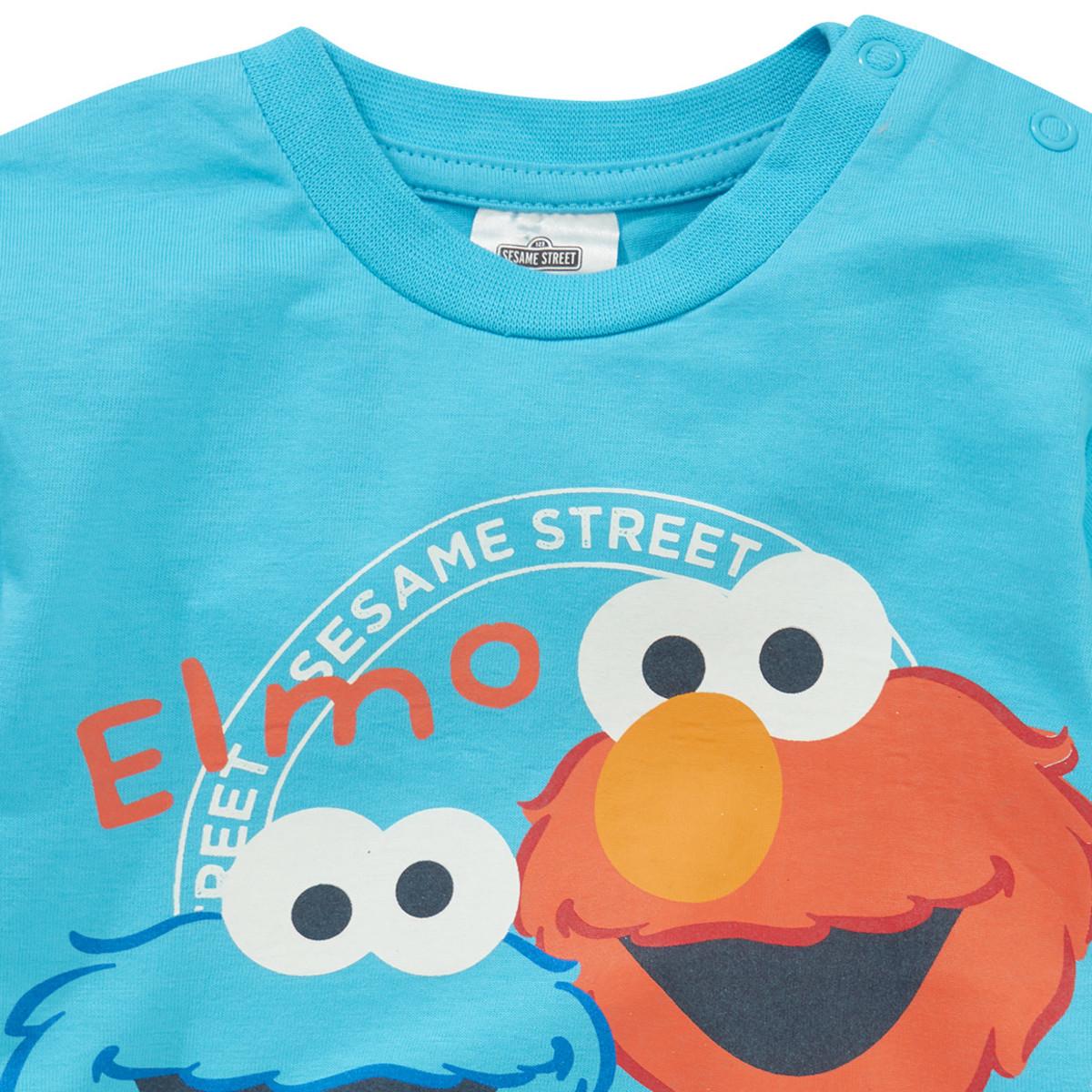 Bild 2 von Die Sesamstraße Baby T-Shirt mit Print