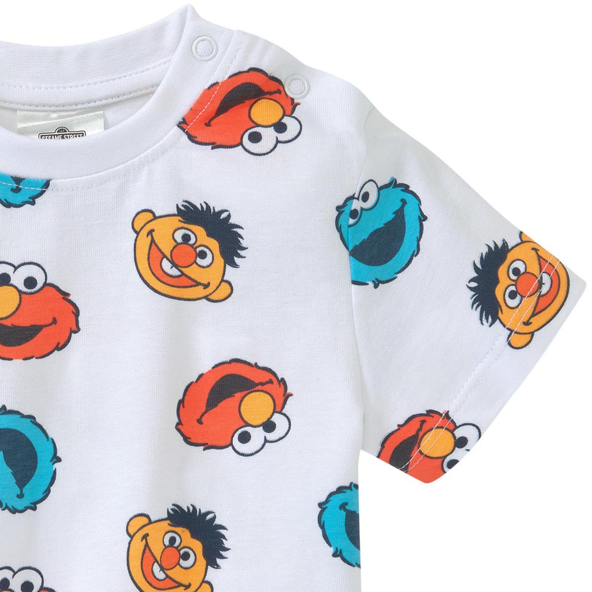 Bild 3 von Die Sesamstraße Baby T-Shirt