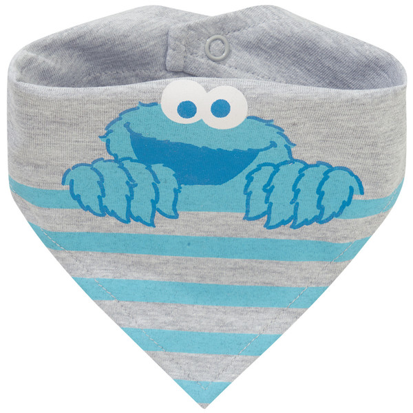 Die Sesamstraße Baby Bandana mit Print