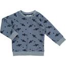 Bild 1 von Baby Jungen Sweatsshirt mit Raketen