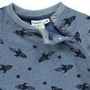 Bild 3 von Baby Jungen Sweatsshirt mit Raketen