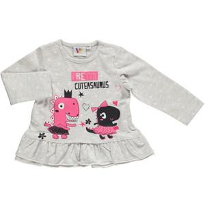 Baby Mädchen Kleid mit Rüschen