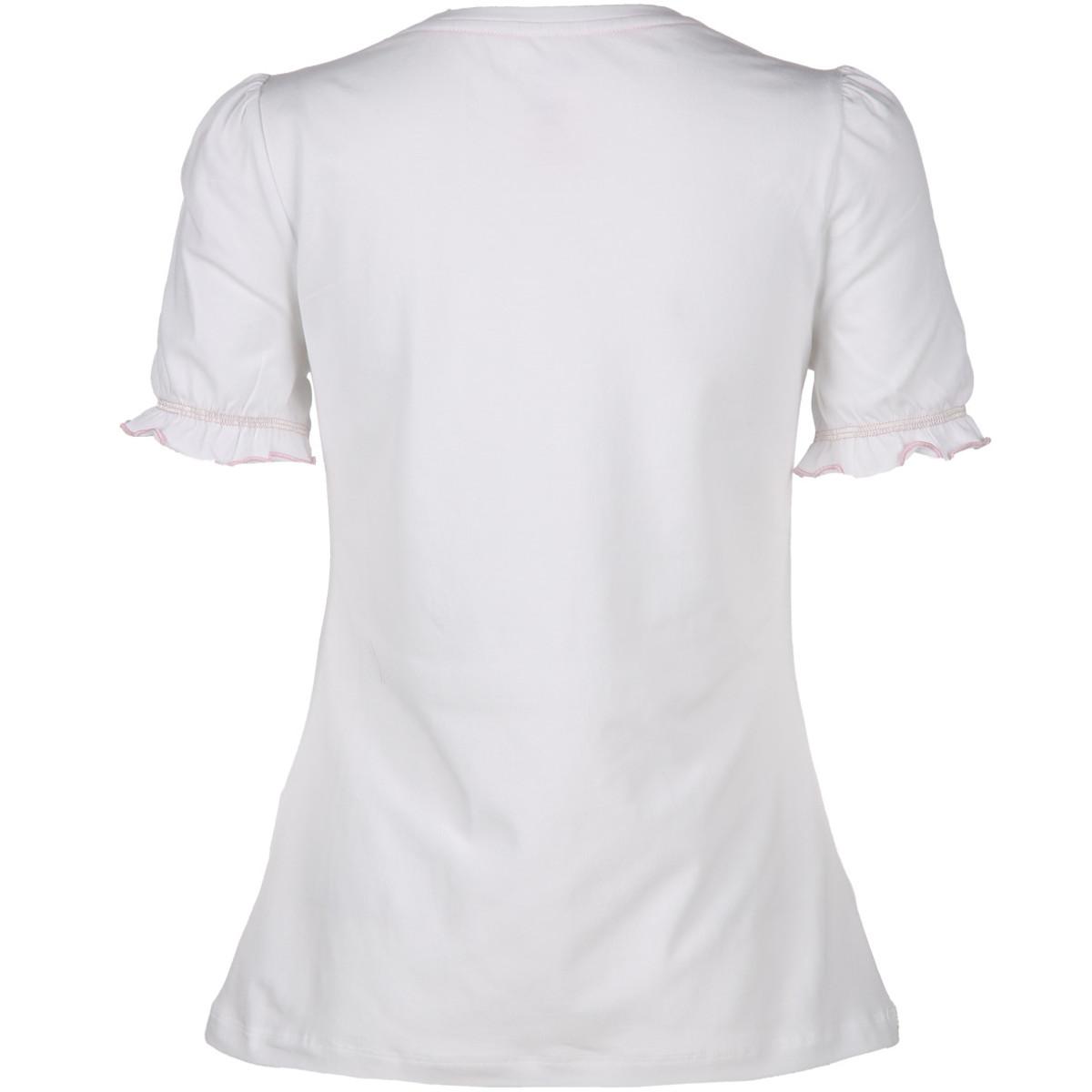 Bild 2 von Damen Shirt im Trachtenlook mit Strasssteinchen