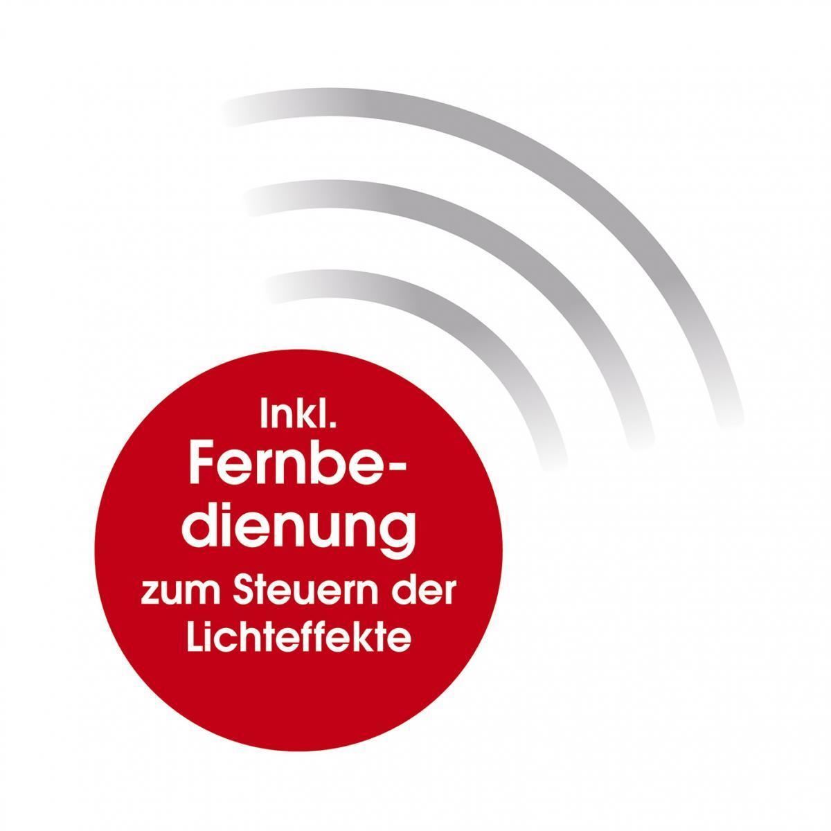 Bild 4 von EASYmaxx LED-Deckenleuchte 18W weiß mit Bluetooth-Lautsprecher & Fernb.