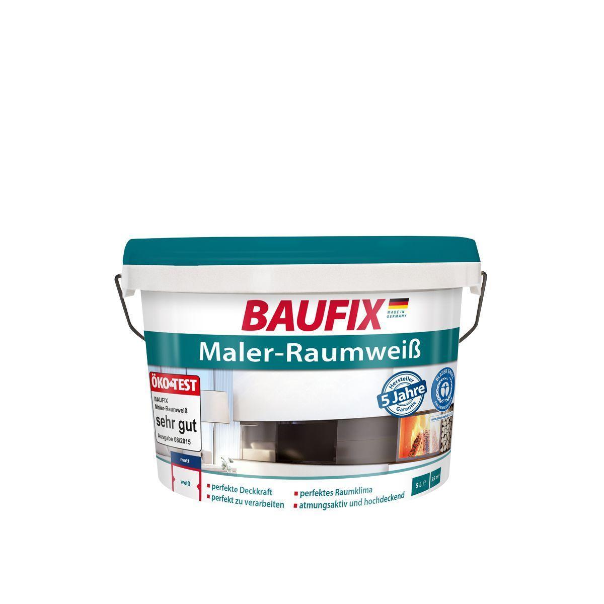 Bild 1 von BAUFIX Maler-Raumweiß