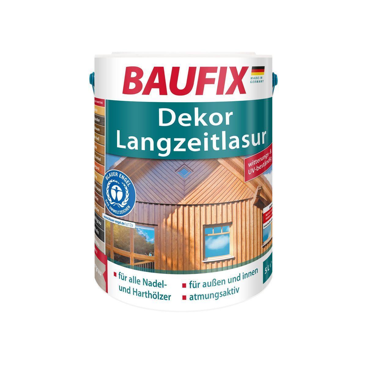 Bild 1 von BAUFIX Dekor-Langzeitlasur teak