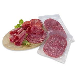 Stockmeyer Salami-Aufschnitt 2-Fach sortiert, jede 90-g-SB-Packung