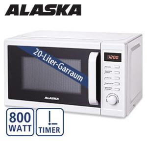 Mikrowelle MWD 9820 • 5 Leistungsstufen • 10 autom. Garprogramme • Digitalanzeige • Maße: H 25,9 x B 44,0 x T 35,0 cm