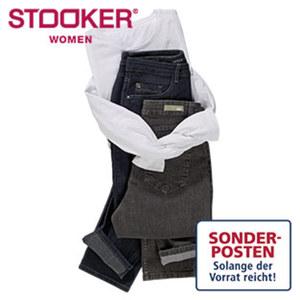 Damen-Jeans versch. Modelle, Waschungen und Größen