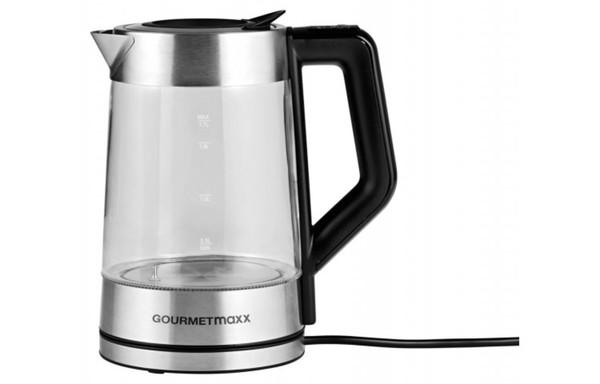 Glas-Wasserkocher 8012 1,7 Liter