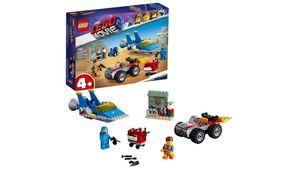 LEGO Movie 2 - 70821 Emmets und Bennys Bau- und Reparaturwerkstatt!