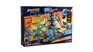 Dickie - Adventure Force Ultimate Dino City Garage