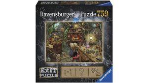 Ravensburger Puzzle - EXIT Hexenküche, 759 Teile