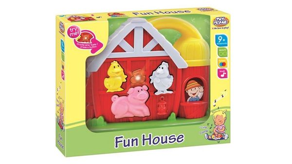 Müller - Toy Place - FUN HOUSE, sortiert