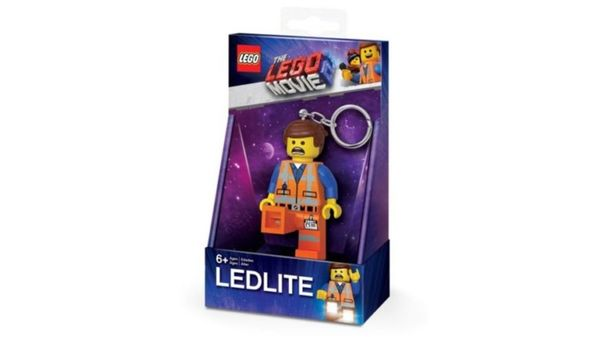LEGO Movie 2 - LED Minitaschenlampe Emmet