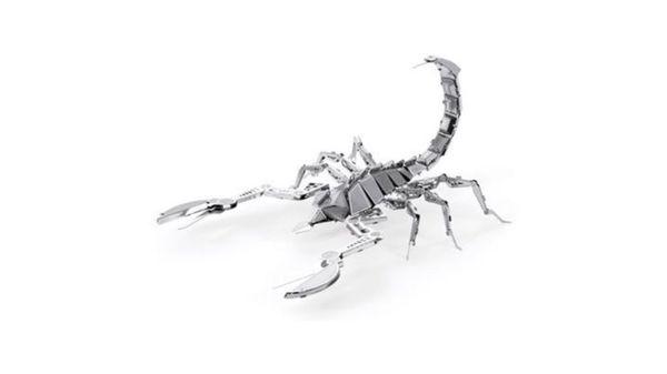 Metalearth - Insekten - Skorpion