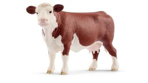 Schleich - Farm World - Hereford Kuh