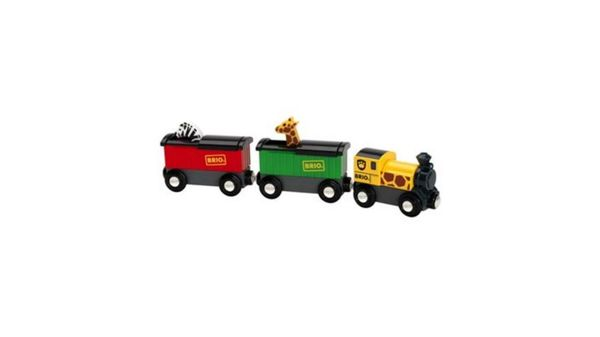 BRIO Bahn - Trains - Safari-Zug
