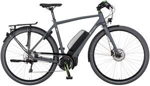 e-bike Manufaktur N9UN XT Herren 2016 | 55 cm | grau matt