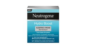 Neutrogena® Hydro Boost Sleeping Cream