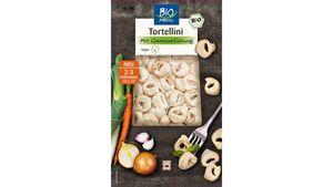 BIO PRIMO Tortellini mit Gemüse Vegan