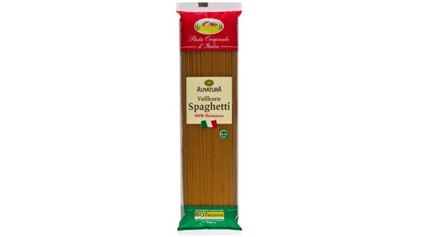 Alnatura Spaghetti Vollkorn