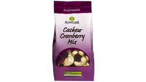 Alnatura Cashew Cranberry Mix