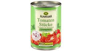 Alnatura Tomatenstücke Kräuter