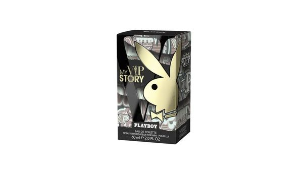 Playboy My VIP Story Eau de Toilette