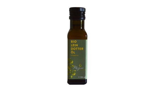 Allgäuer Ölmühle Bio Leindotteröl