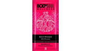 BODY&SOUL Badesalz Red Berry