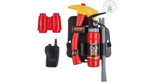 Rubies - 6300973 - Feuerwehr Set 3-teilig