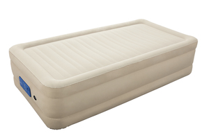 Bestway® AlwayzAire™ Fortech™ Airbed (Twin) 191x97x43 cm, Luftbett mit eingebauter Elektropumpe