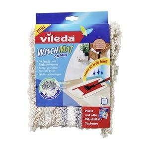 Vileda Wischmat Combi Wischbezug für Feucht- und Trockenreinigung