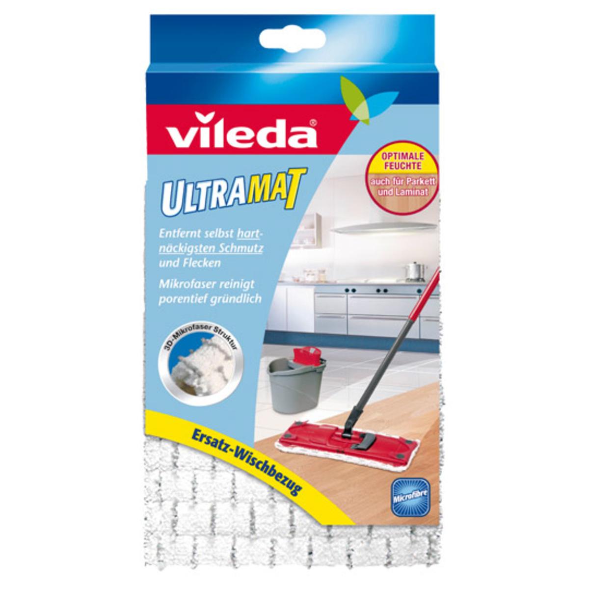 Bild 1 von Vileda Ultramat Ersatz-Wischbezug für Reinigungssysteme 1 Stück