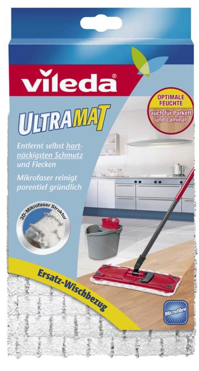 Bild 2 von Vileda Ultramat Ersatz-Wischbezug für Reinigungssysteme 1 Stück