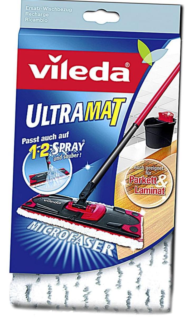 Bild 4 von Vileda Ultramat Ersatz-Wischbezug für Reinigungssysteme 1 Stück