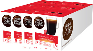 Nescafé Dolce Gusto Preludio Intenso | 12 Packungen á  8 XL-Protionen