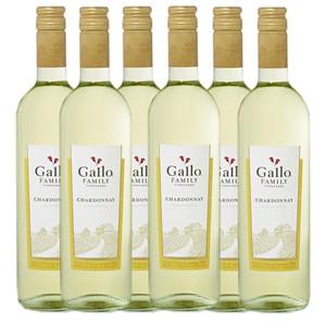 Gallo Family Chardonnay trocken| 5+1 Flasche kostenlos