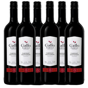 Gallo Family Cabernet Sauvignon | 5+1 Flasche kostenlos